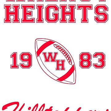 Walnut Heights Football by rjyoung