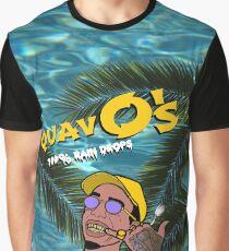 Quavo's Cereal Beach Blue Graphic T-Shirt