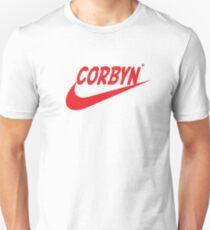 Jeremy Corbyn - Vote Labour Merch T-Shirt