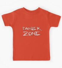 Danger Zone (Chris Danger) Kids Clothes