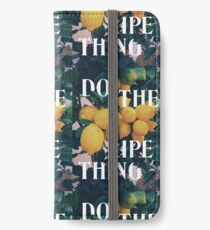 Do The Ripe Thing iPhone Wallet/Case/Skin