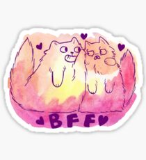 BFF Cats Sticker