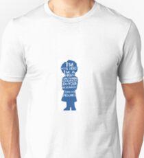 Sherlock Holmes -quote T-Shirt