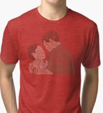 The Last Night Of The World Tri-blend T-Shirt