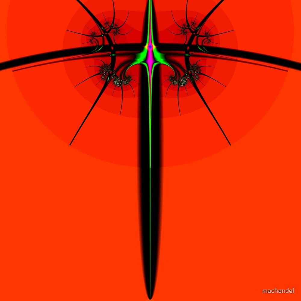 Sword of darkness by machandel