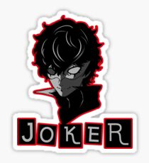 Persona 5 - Joker Sticker