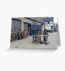 Cranford at Lacock Greeting Card