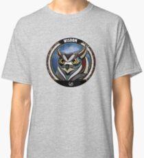 Tribal Owl Classic T-Shirt