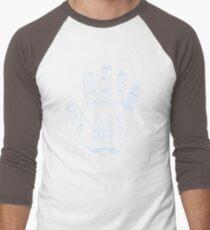 Guidonian Hand Men's Baseball ¾ T-Shirt