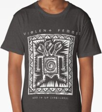 Violent Femmes Long T-Shirt