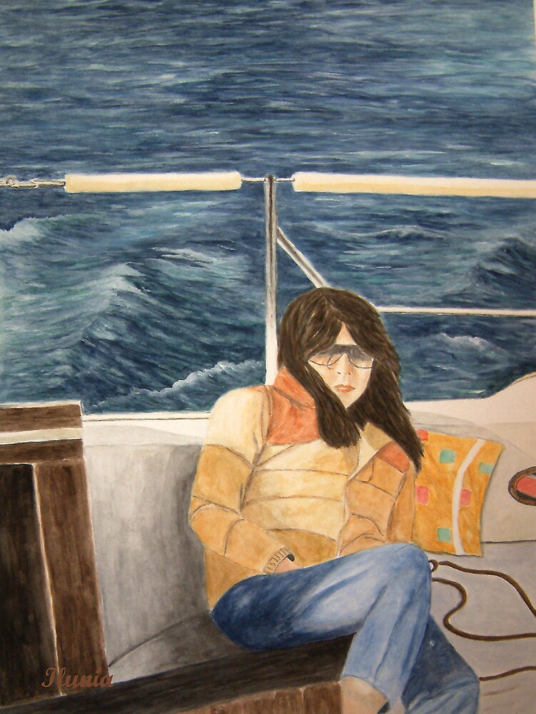 What A Day by Ilunia Felczer