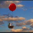 The Red Balloon by Richard  Gerhard