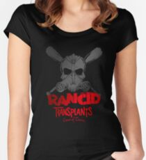 Rancid Women's Fitted Scoop T-Shirt