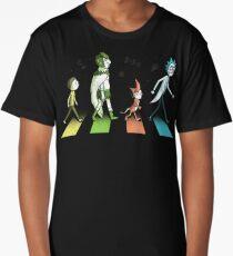 Schwifty Road Long T-Shirt