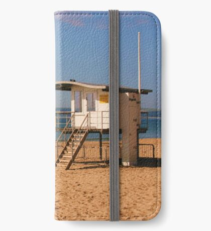 Branksome Life Guard Station iPhone Wallet