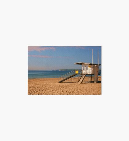 Branksome Life Guard Station Art Board