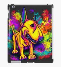 Colour Splash Bull Terrier  iPad Case/Skin