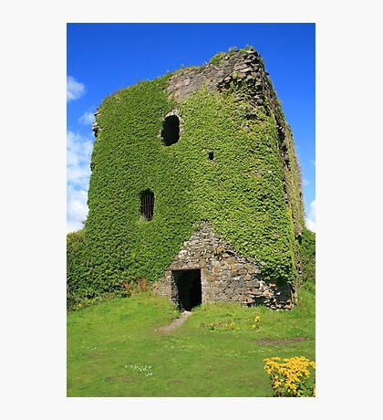 Dunollie Castle Photographic Print