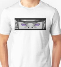 Nagato Pain Rinnegan black white from Naruto shippuden Unisex T-Shirt
