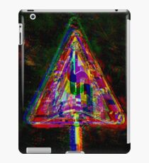 the way to your heart iPad Case/Skin