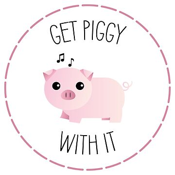 Get Piggy With It by PinkFoxDesigns