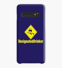 Designated Drinker Case/Skin for Samsung Galaxy