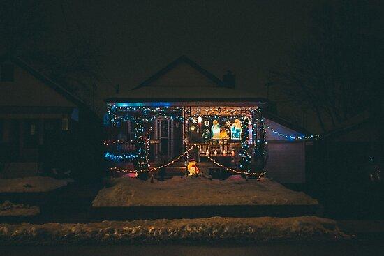 Christmas Lights: Freestyle Jesus by Kyra Savolainen