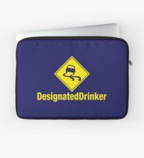 Designated Drinker Laptop Sleeve
