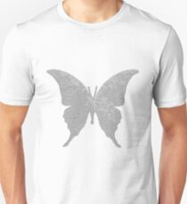 butterfly shaped labyrinth Unisex T-Shirt
