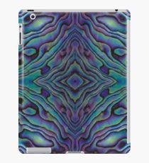 Vortex Abalone Shell iPad Case/Skin