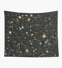 Hubble Extreme Deep Field Landscape Wall Tapestry