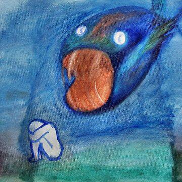Soul Fish by peyote