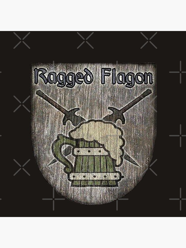 The Ragged Flagon by FORESTKAT