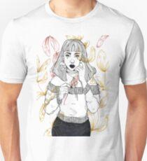 Falling Leaves Unisex T-Shirt