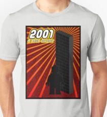 2001: A brick odyssey Unisex T-Shirt