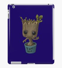 Baby Groot - Guardians of the galaxy iPad Case/Skin