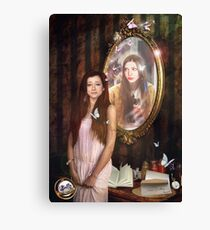 Willow & Tara Canvas Print