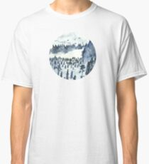 You'll Find Me In The Forest Classic T-Shirt