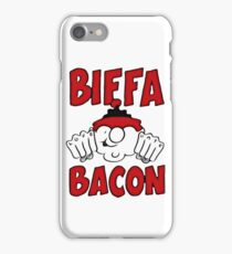 Viz Biffa Bacon iPhone Case/Skin