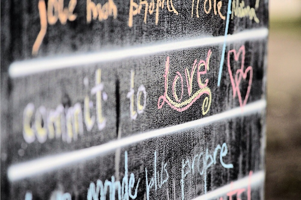 Commit to love! by Maddy Pothier