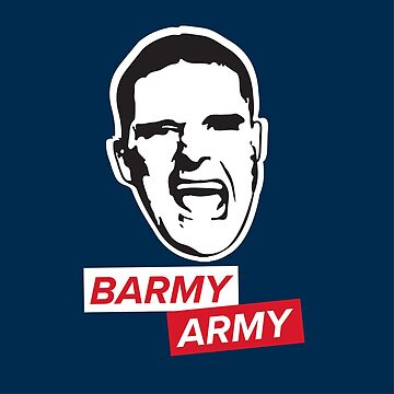 Barmy Army by Casuals