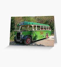 Agatha Christie Omnibus Greeting Card