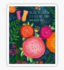 Floral Collection  Sticker