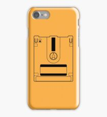 Disk System iPhone Case/Skin