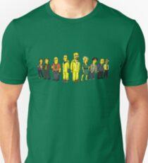 Breaking  Bad - Simpsons T-Shirt