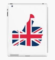 thumbs up UK iPad Case/Skin