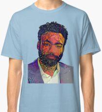 Abstract Gambino Classic T-Shirt