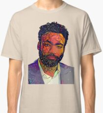 Abstract Gambino Classic T-Shirt