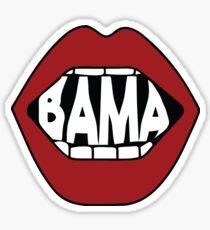 Bama Lips Sticker