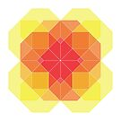 16 Octagons (128 sides) - 2015 by Shining Light Creations